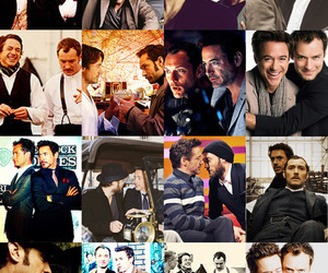 jude law, otp, and rdj image