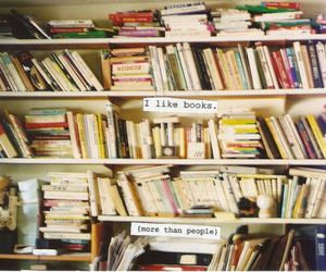 books and typography image