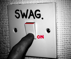 swag on image