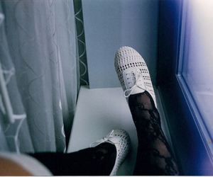 vintage, photography, and shoes image