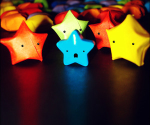 stars, cute, and colorful image