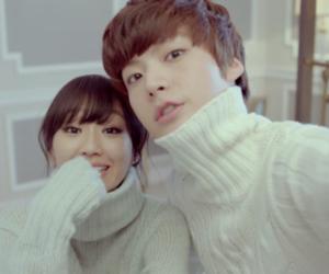 sistar, hyorin, and ahn jae hyun image