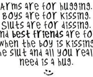 boy, hug, and slut image