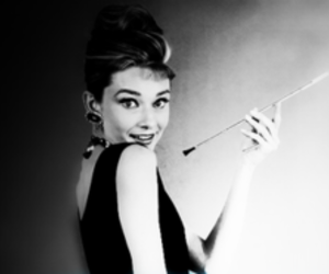 audrey hepburn, beautiful, and woman image