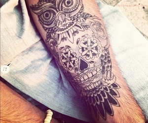 arm tattoo, ink, and inked image