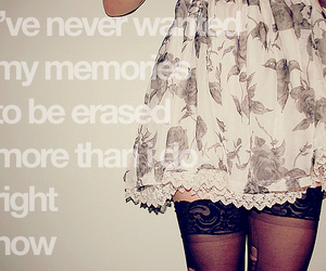 memories and typography image