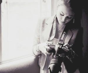 beautiful, camera, and canon image