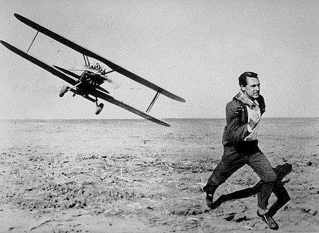 cary grant and north by northwest image