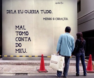 love, coracao, and frases image