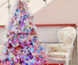 beautiful, christmas, and light image