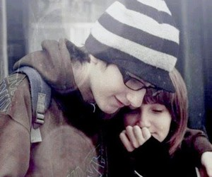 couple, cute, and friends image