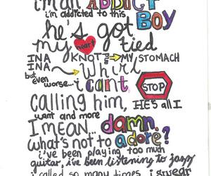 addict, art, and boy image