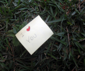 fail, grass, and heart image