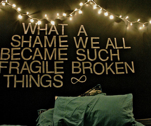paramore, quote, and broken image