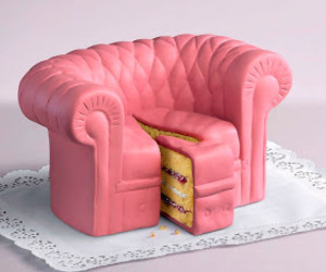 cake, creative, and edibles image
