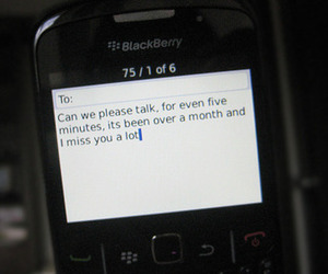 text, blackberry, and message image