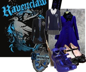blue, harry potter, and lolita image