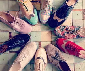 beautiful, hipster, and zapatos image