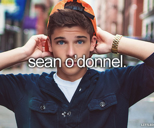 boy, sean o'donnel, and Hot image