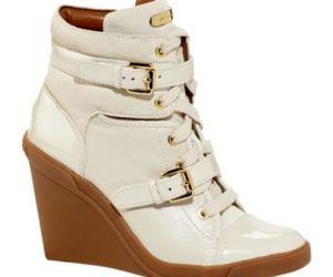 fashion, shoe, and wedge image