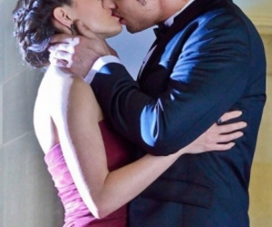 beauty and the beast, kiss, and kristin kreuk image