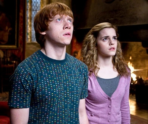 couple, grint, and hp image