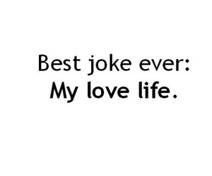 love, joke, and quotes image