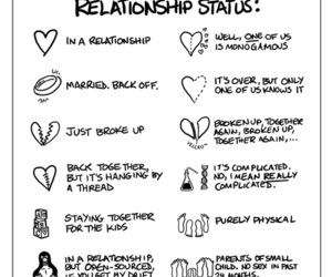 Relationship, status, and quotes image