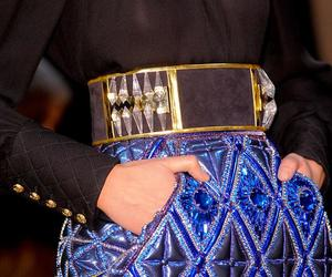 Balmain, details, and a w 2013 image