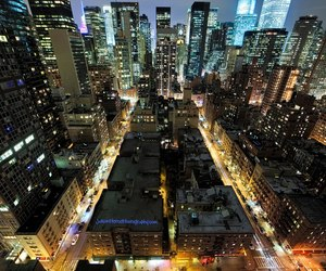 at night, ballers, and city streets image