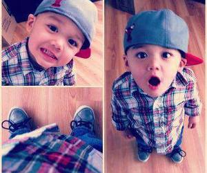 boy, swag, and baby image