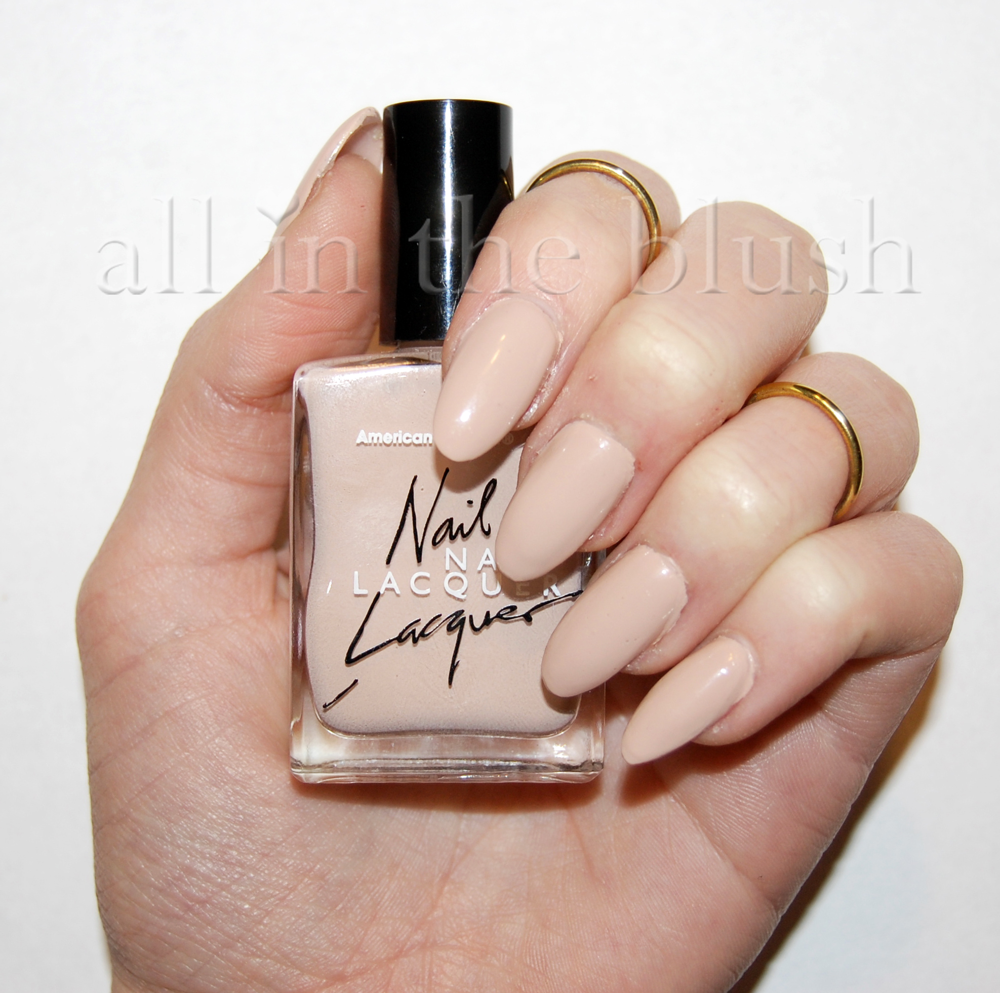 "Review: American Apparel\'s ""Mannequin"" Nail Polish 