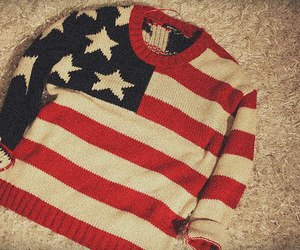 usa, sweater, and clothes image