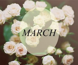 flowers, hipster, and march image