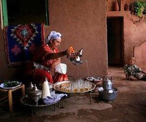 moroccan tea image