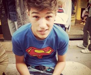 boy, cute, and superman image