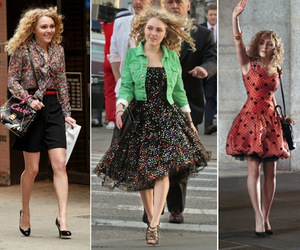 fashion, girl, and the carrie diaries image