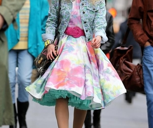 blonde, Carrie Bradshaw, and fashion image
