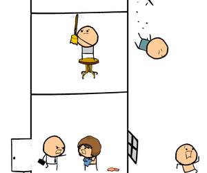 cyanide and happiness and funny image