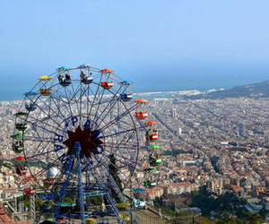 Barcelona, europe, and photography image