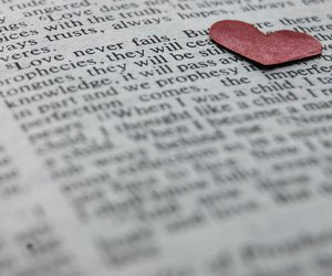 bible, love never fails, and love image