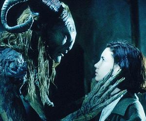 movie, pan's labyrinth, and faun image