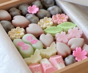 sweet, japan, and food image