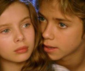 peter pan, wendy, and jeremy sumpter image