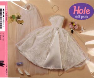 hole, Courtney Love, and doll parts image