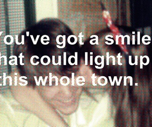 smile, text, and songs image