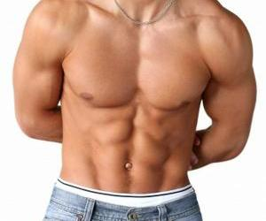 fitness, health, and muscle image