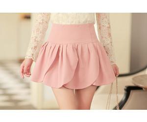 skirt, dubtrackfm, and pink image