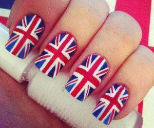 nails, england, and london image
