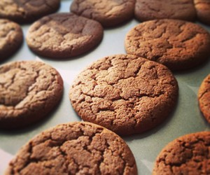 butterscotch, cookie, and Cookies image